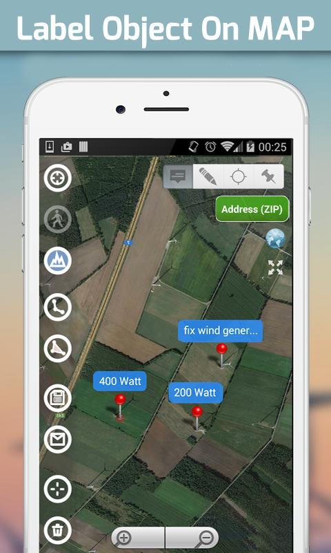 GPS Area Calculator - Geo Map Distance Measurement 1 1 APK Download