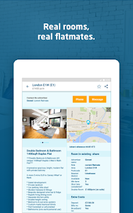 SpareRoom UK — Room & Flatmate Finder 2.16.1.1540-uk screenshot 13