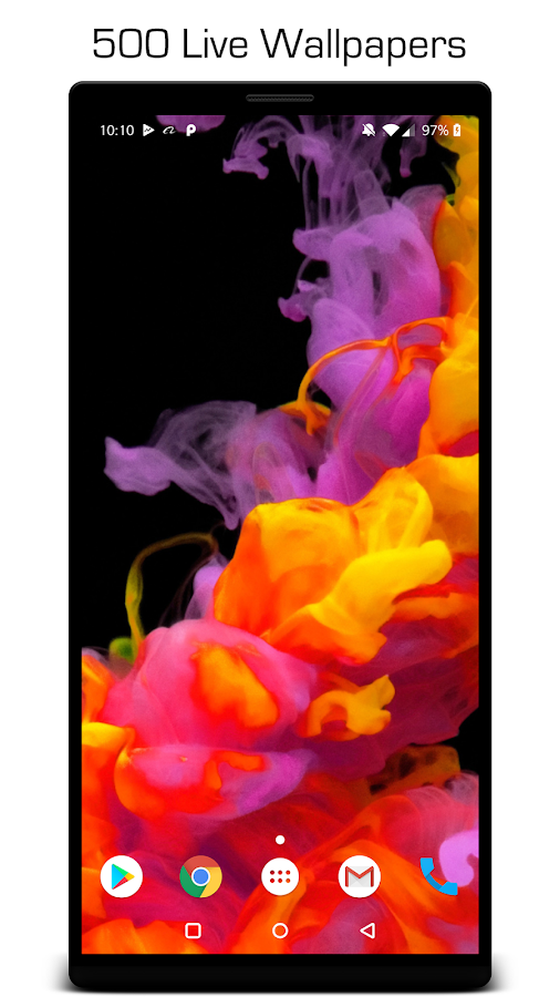 600 3d Live Wallpapers 4d Backgrounds Grubl 1 6 2 Apk Download
