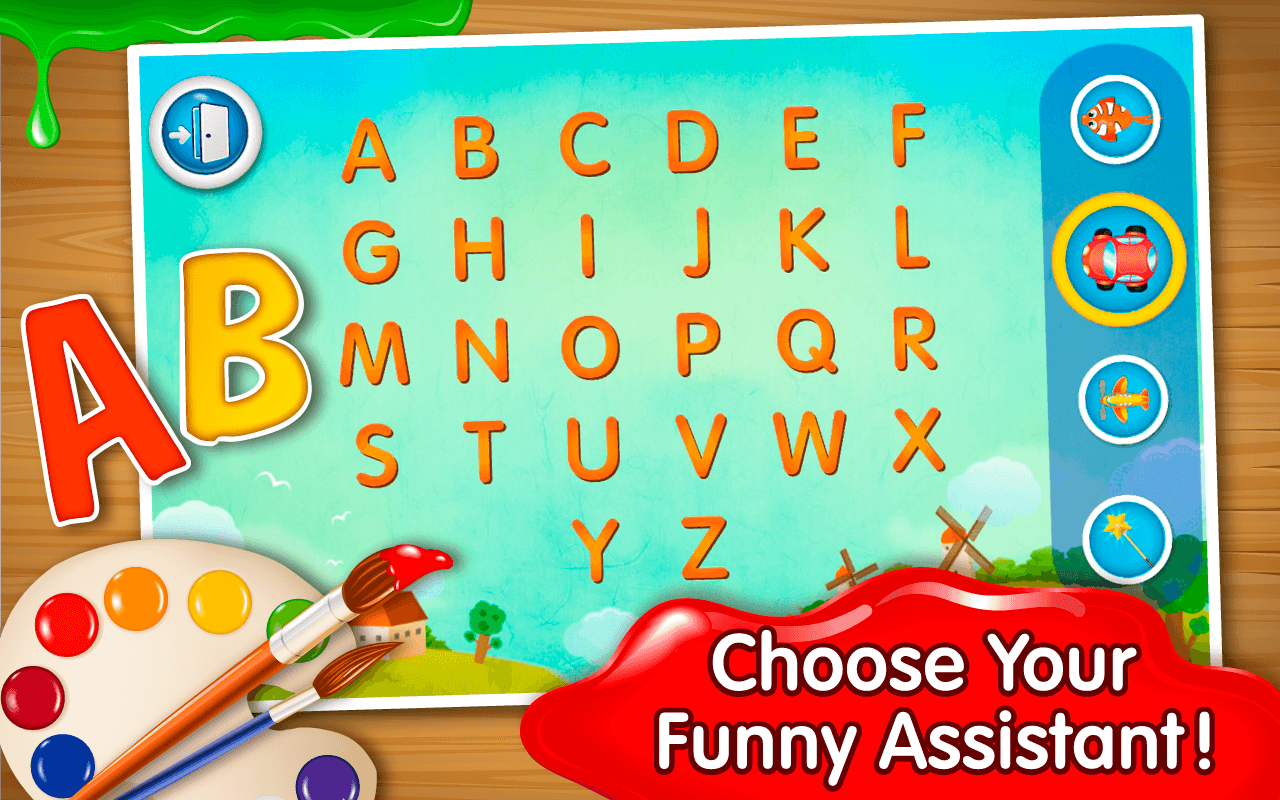 ABC Handwriting Worksheets 1.5.0 APK Download - Android Educational ...