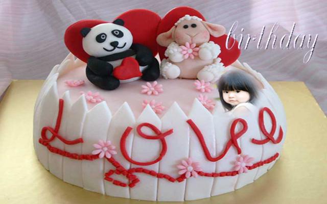 Birthday Cake Photo Frame Name 1 0 Apk Download Android