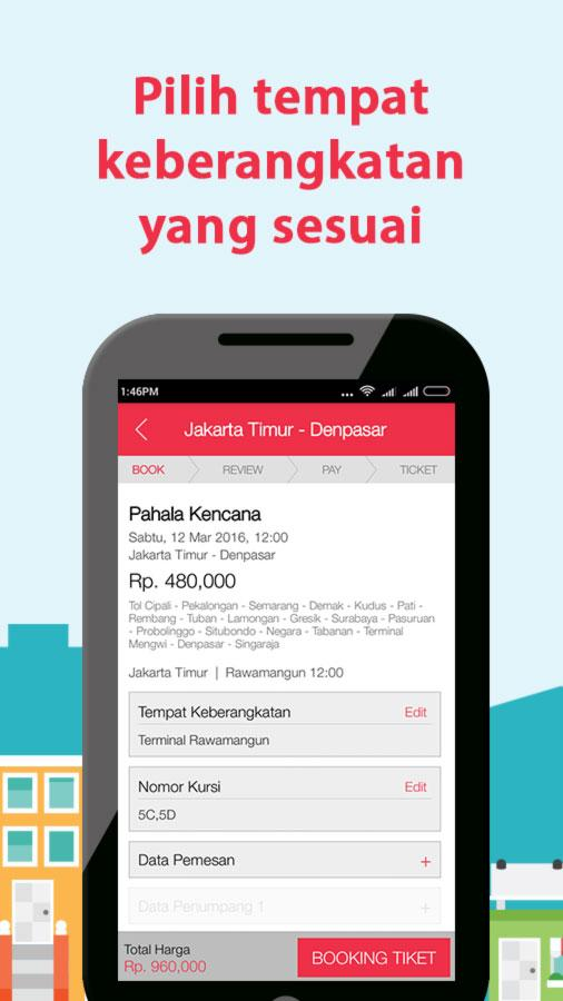 Bosbis Bus Ticketing Indonesia 1 6 Apk Download Android Cats