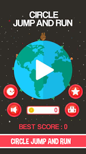 Circle Jump And Run 1.0 screenshot 11