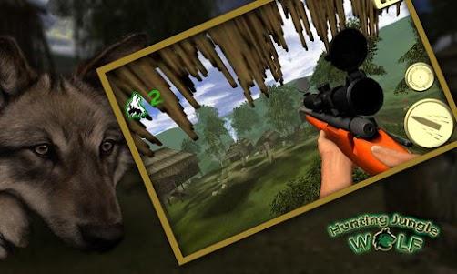 Hunting Jungle Wolf 1.3 screenshot 11
