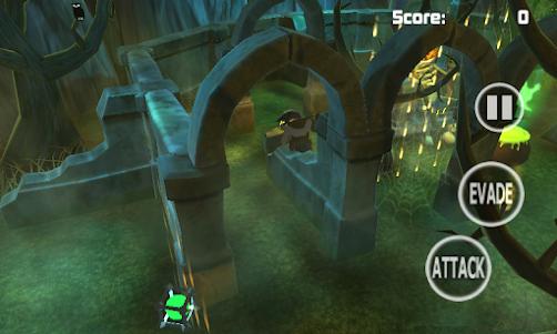 Ninja Ghost War 1.0 screenshot 11