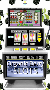 Organic Berry Slots - Free 1.5 screenshot 1