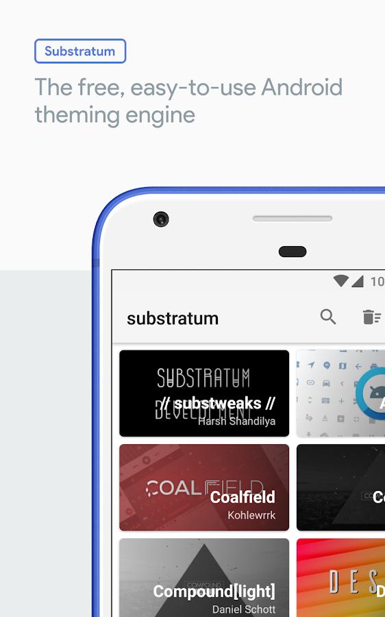 substratum theme engine one thousand twenty APK Download