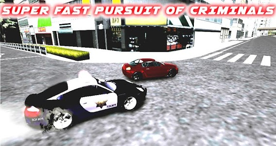 911 Crime City Police Chase 3D 1.0 screenshot 2