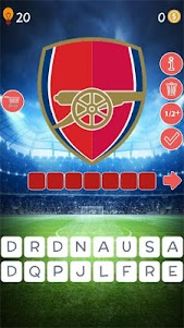 Football Logo Quiz Free 2018 1.0.2 screenshot 1