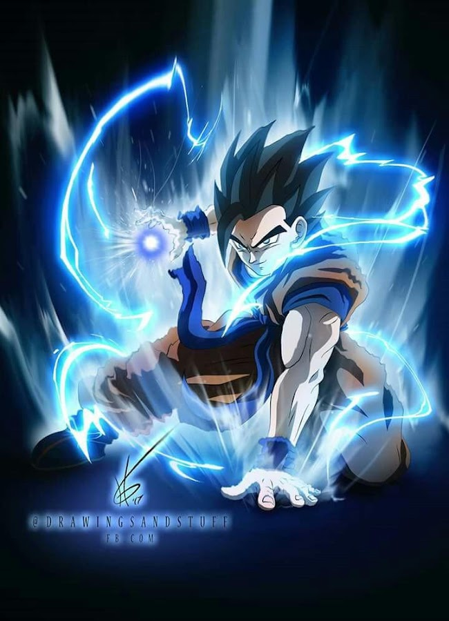 Goku Ultra Instinct wallpaper 1.1 APK Download - Android ...