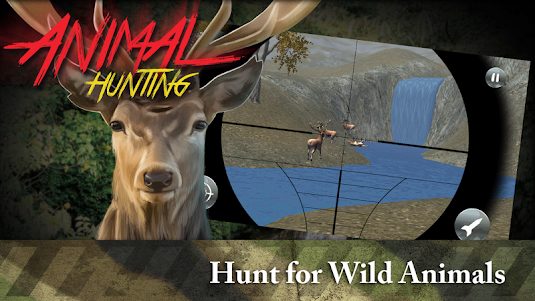 Animal Hunting 3D 1.1 screenshot 1
