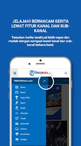 TRIBUNnews 2.2 screenshot 1
