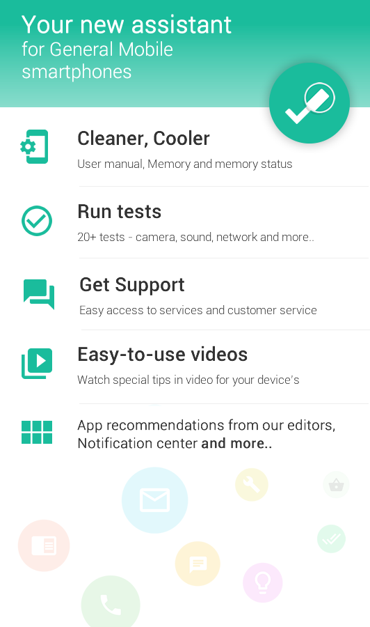com generalmobile assistant 2 0 29 APK Download - Android cats  Apps