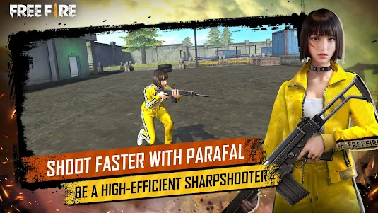 Garena Free Fire: 3volution 1.53.2 screenshot 3