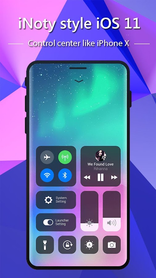 iNoty IOS 11: iNoty & iControl for Phone X inoty_3 0 APK Download