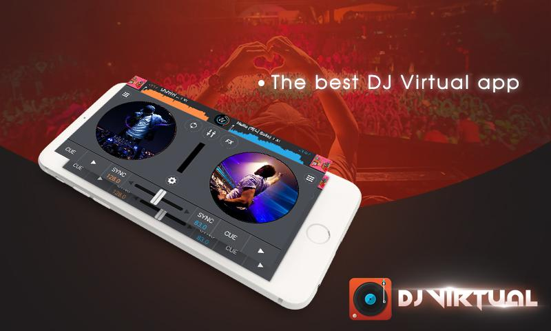 DJ Mixer Player with My Music 1 7 4 APK Download - Android Music