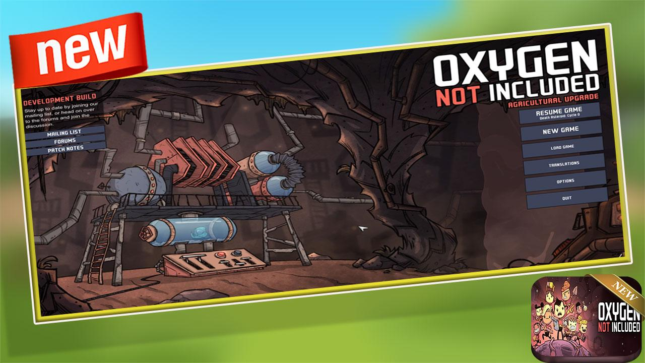Tips Oxygen Not Included Oxygen APK Download - Android Adventure Games