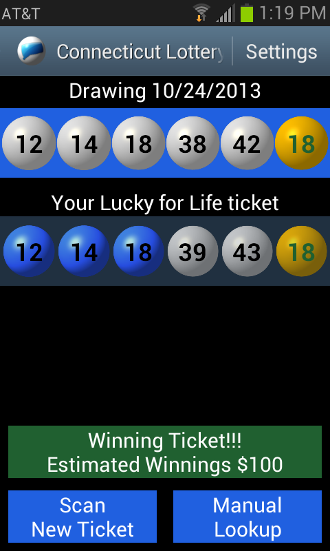 Connecticut Lottery Scanner 2 10 APK Download - Android