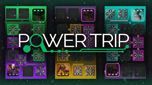 Power Trip: Super Tic Tac Toe 1.1.5 screenshot 1