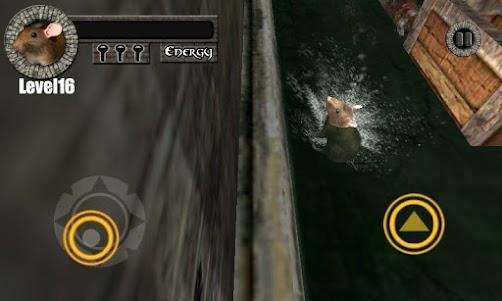 Sewer Rat Run! 3D 2.4 screenshot 3