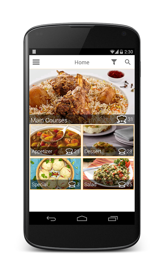 Recipe book free 170 apk download android lifestyle games recipe book free 170 screenshot 1 forumfinder Gallery