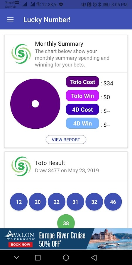 Smart Lottery - Toto 4D Result, Statistic, Predict 1 1 APK Download