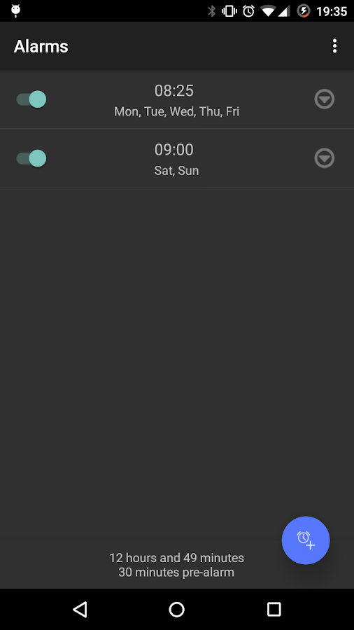 Simple Alarm Clock Free No Ads 2 9 07 APK Download - Android