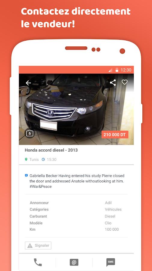 Tayara Tn 2 4 3 Apk Download Android Lifestyle ئاپەکان