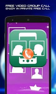 Free Video Group Call 2.17 screenshot 2