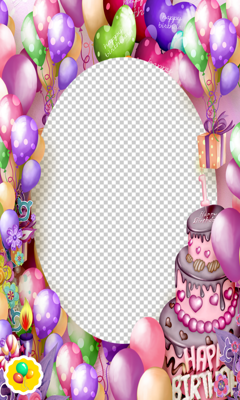 Birthday Photo Frames Kids 12 Apk Download Android Photography Apps
