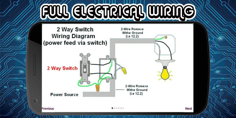 Terrific Full Electrical Wiring Diagram 1 0 2 Apk Download Android Books Wiring Digital Resources Minagakbiperorg