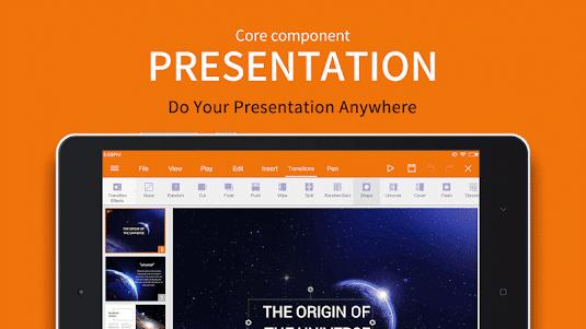 WPS Office - Word, Docs, PDF, Note, Slide & Sheet 11.3 screenshot 14