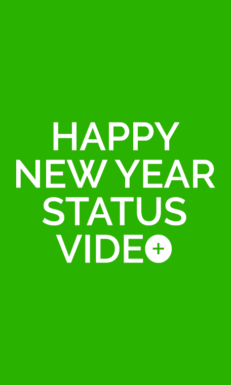 download new year video status