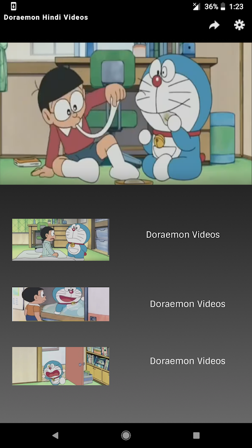 Doraemon Tamil Videos 1 0 APK Download - Android