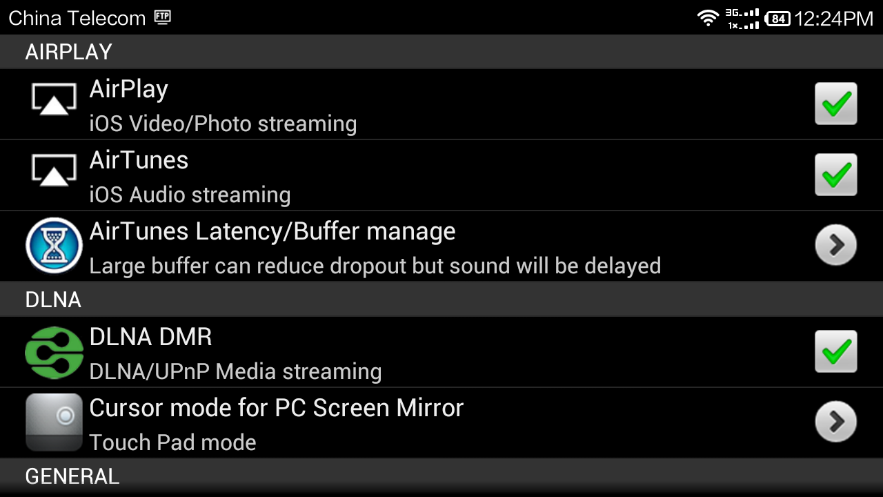 Airplay Dlna Receiver Pro 469 Apk Download Android Cats Circuit Board Keyboard For Aptoide Screenshot 11