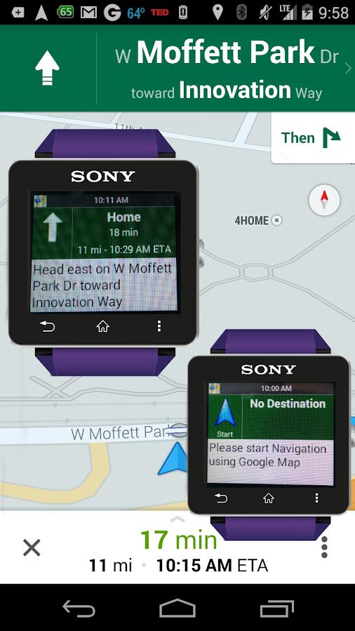 sony smartwatch 2 instructions