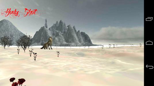 Snow Wolf Hunting 1.1 screenshot 2