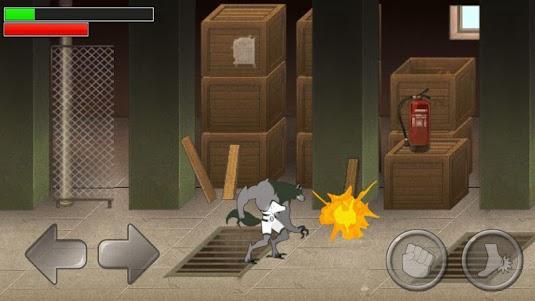 Alien Ben Blitzwolfer Lycan 1.1 screenshot 3