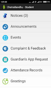 Chatrabandhu App For Colleges 1.0.3 screenshot 3