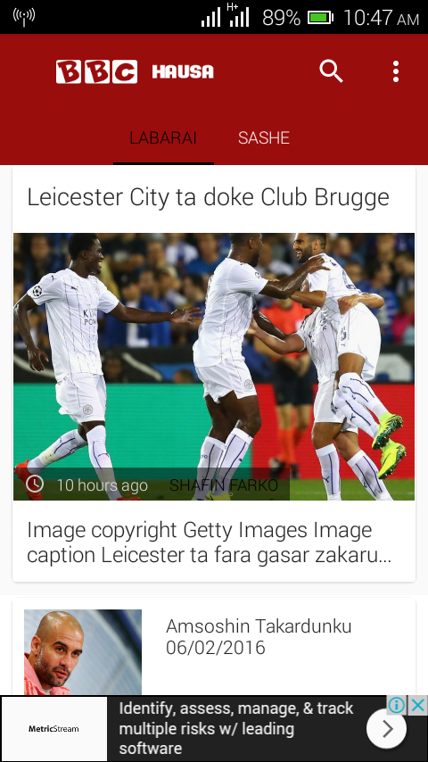 BBC Hausa 1 0 APK Download - Android News & Magazines Apps