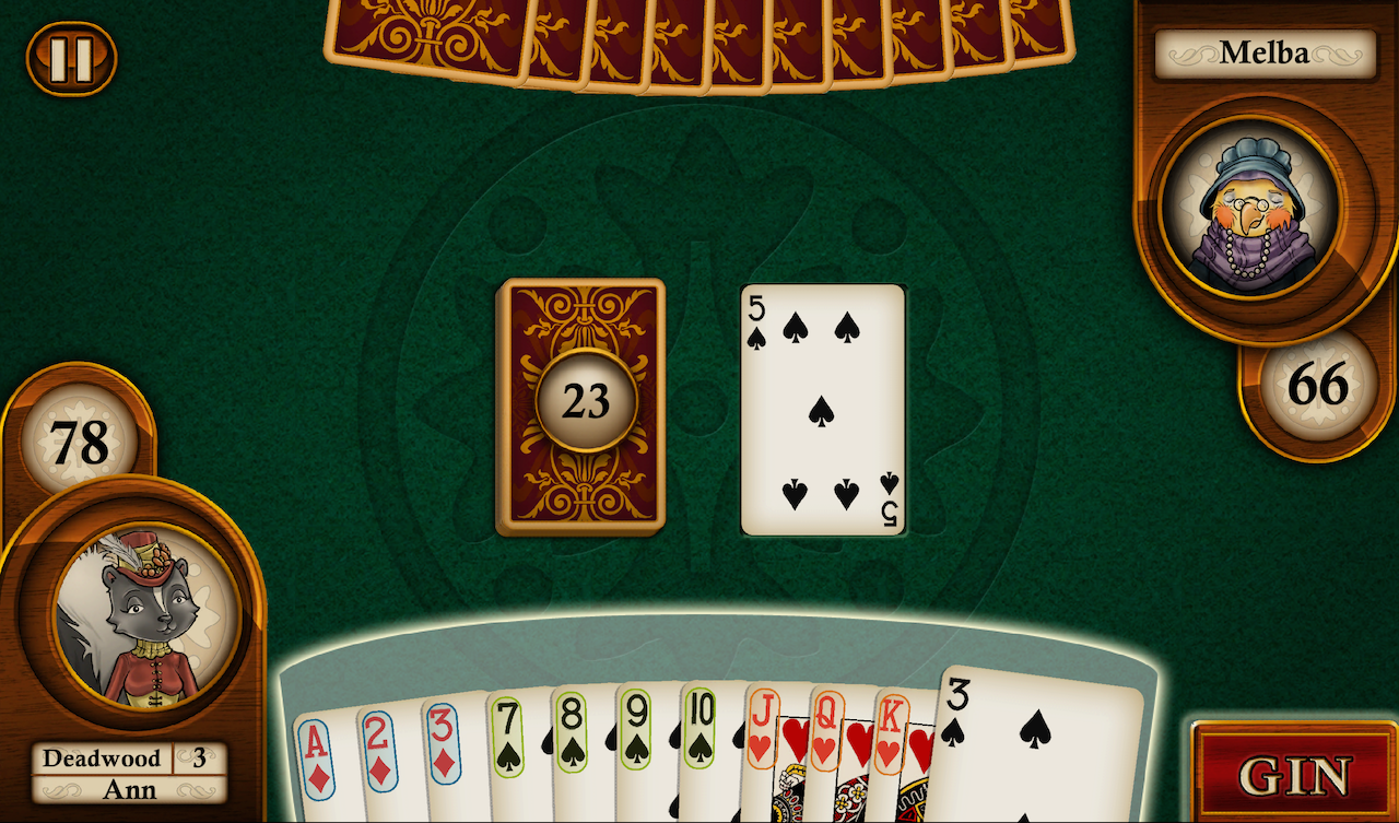 Aces Gin Rummy 206 Apk Download Android Card Games