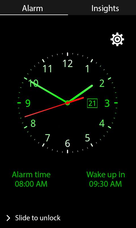 Smart Alarm Clock : Night Watch wallpapers HD 2 1 APK