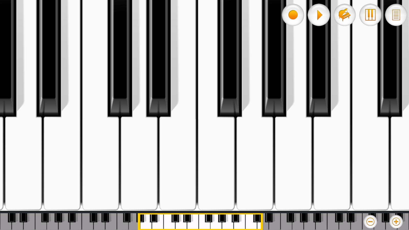 grand piano pro apk free