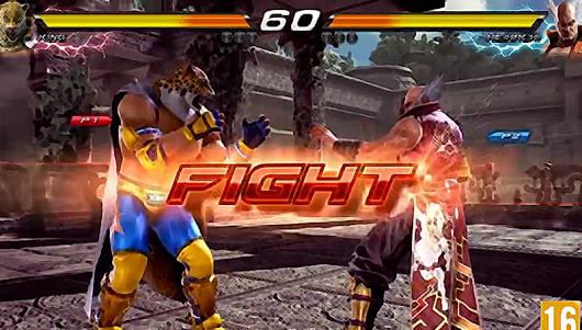 Hints Tekken 7 1.0 screenshot 1