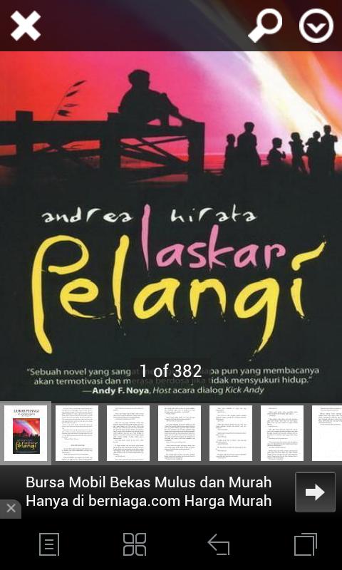 Free download novel laskar pelangi – support and downloads – apps.