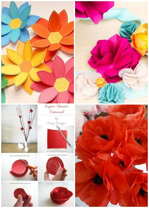 Diy Paper Flower Designs 10 Apk Download Android Lifestyle Apps