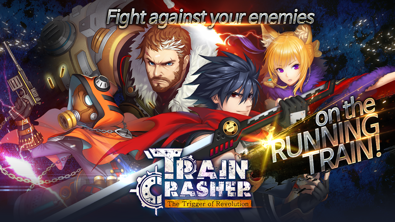 TrainCrasher 1 3 1 APK Download - Android Action Games