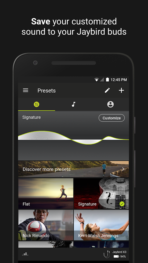 com jaybirdsport audio 3 6 0 APK Download - Android cats  Apps
