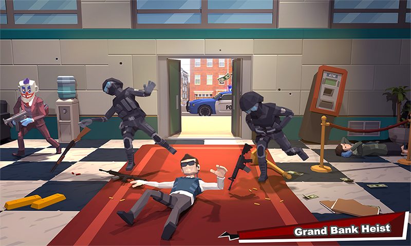 Bank Robbery Crime LA Police 2 9 APK Download - Android