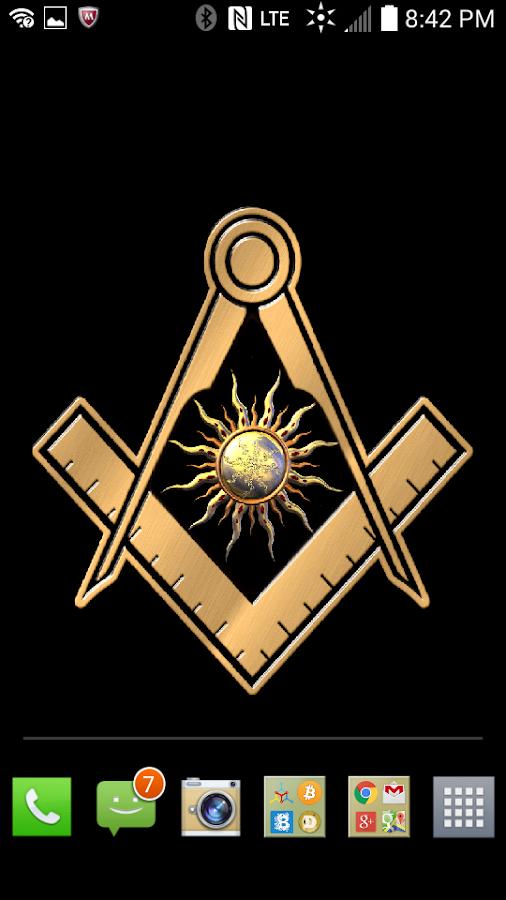 Masonic Emblem Live Wallpaper 100 Apk Download Android